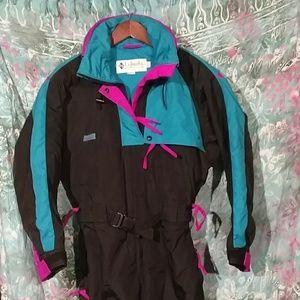 Columbia vintage 90s ski suit